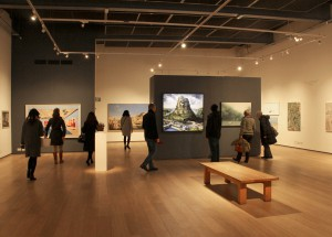 Columbia Threadneedle Prize - Mall Galleries