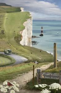Closer to Home: August - Beachy Head