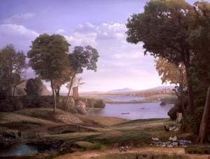 Companion Piece (after Claude) 2004