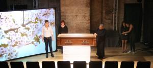 UNPROVOKED Funeral Scene