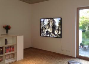 Galerie Rothamel Installation