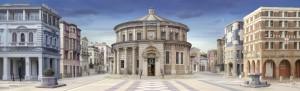 Ideal City (after della Francesca)