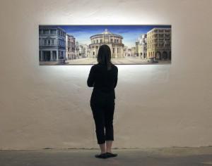 Settings: Ideal City (after della Francesca)