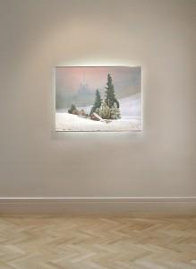 Settings: Winter Landscape (after Friedrich)