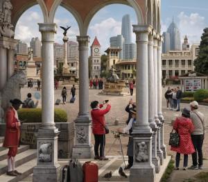 Italian Style Town (2020)