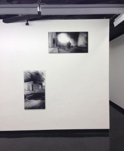 Berlin Chiaroscuro - Studies 1 & 2
