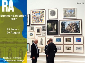 Royal Academy Summer Exhibition 2017