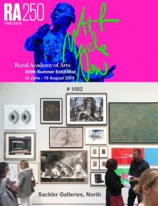 Royal Academy Summer Exhibition 2018