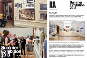 Royal Academy  Summer Exhibition 2013