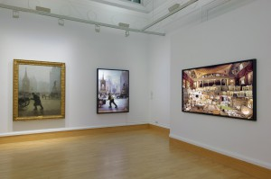 Grand Tour - In Search of Soane 2012 - Djanogly Gallery
