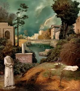 Tempest (after Giorgione)