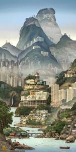 Solitary Temple Hong Kong (2019)