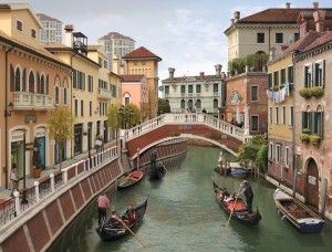 Venezia Land (after Bellini) (2020)